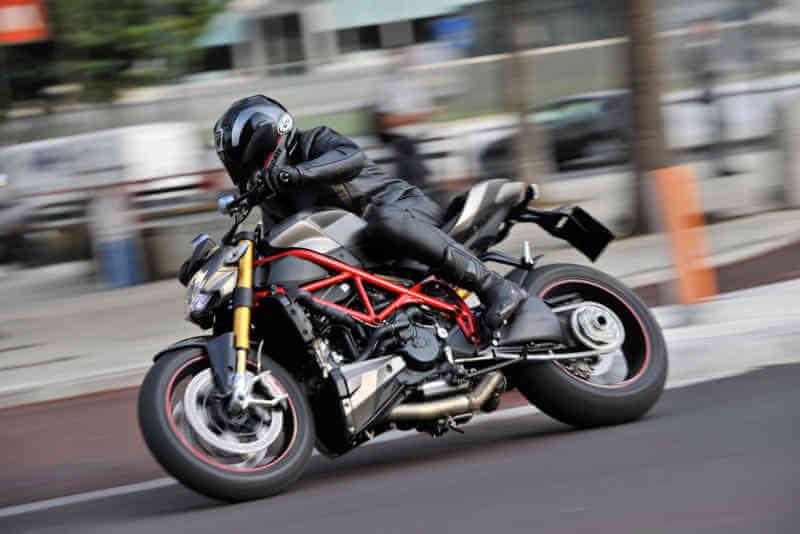Депутаты Тамбовской областной Думы предлагают запретить движение мотоциклов по центральным улицам Тамбова