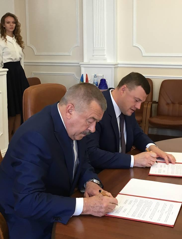Губернатор Александр Никитин: «Мы начинаем новую страницу в истории взаимоотношений с Тульской областью»