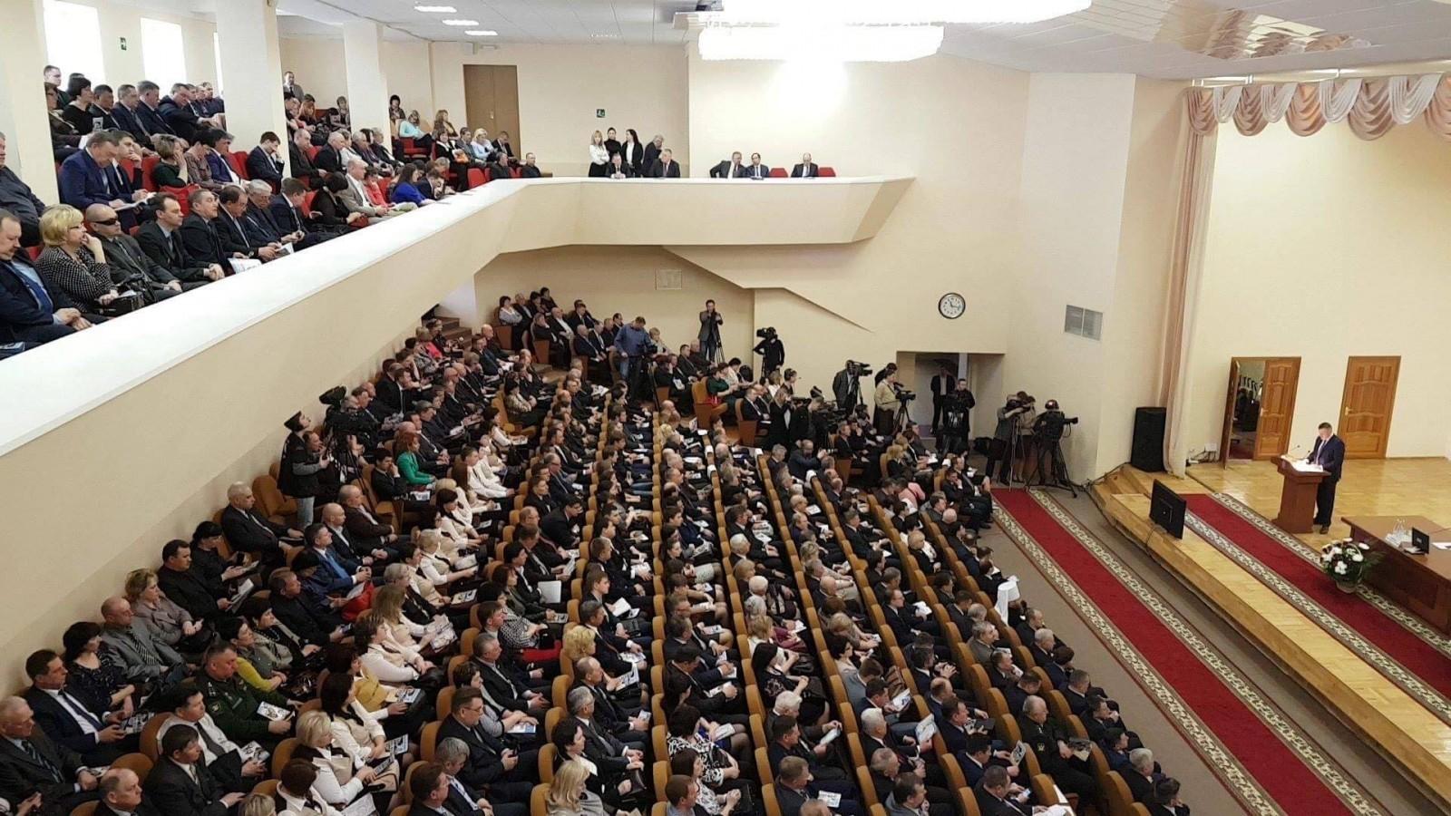 Александр Никитин призвал коллег уделить особое внимание политике народосбережения и улучшению качества жизни тамбовчан