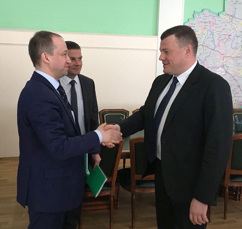 Тамбовскую область отметили как эталонную в процессе организации выборов