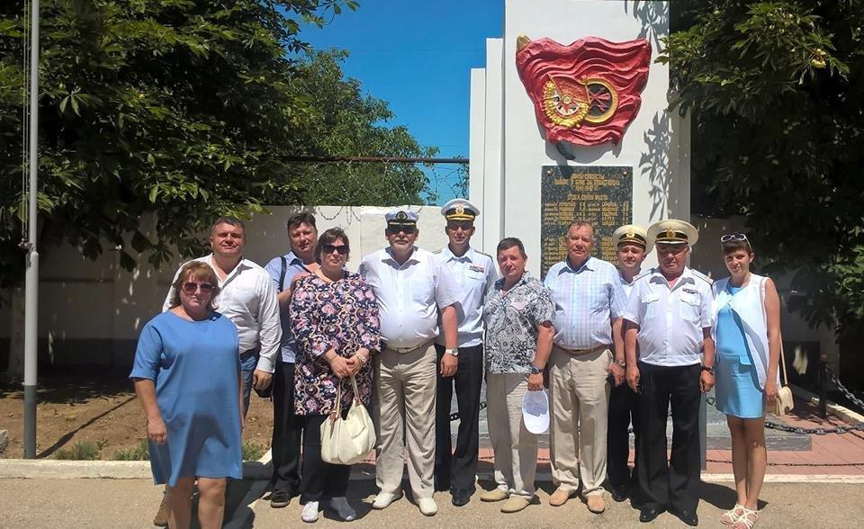 Тамбов и Севастополь: новый этап сотрудничества