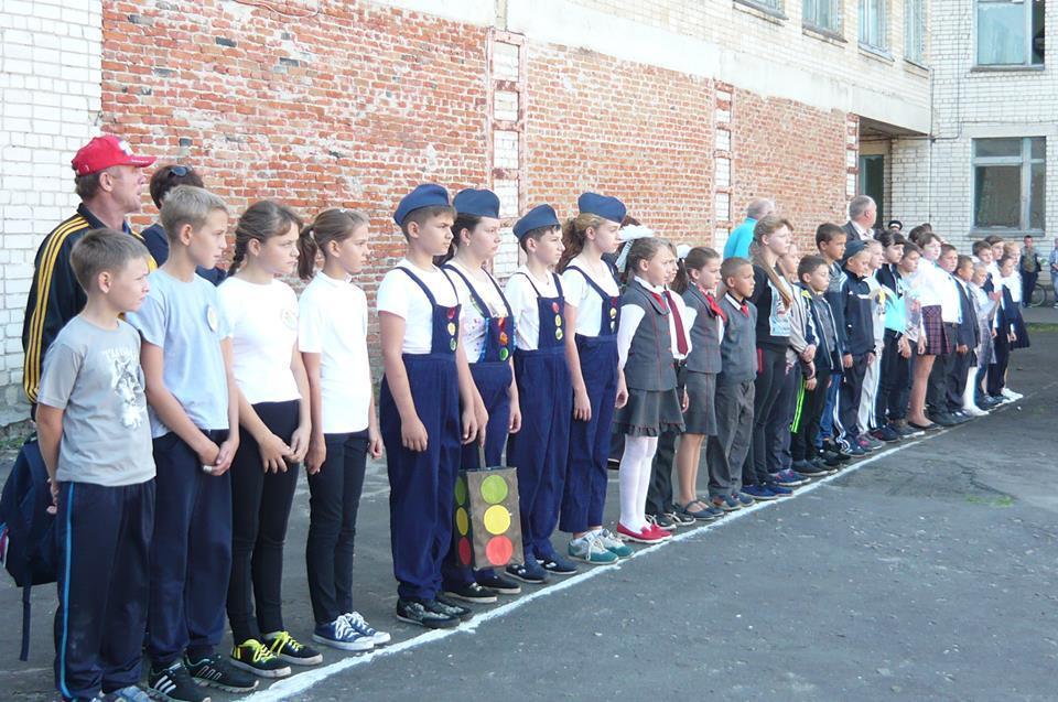 В Тамбове прошёл конкурс юных инспекторов движения «Безопасное колесо-2017»
