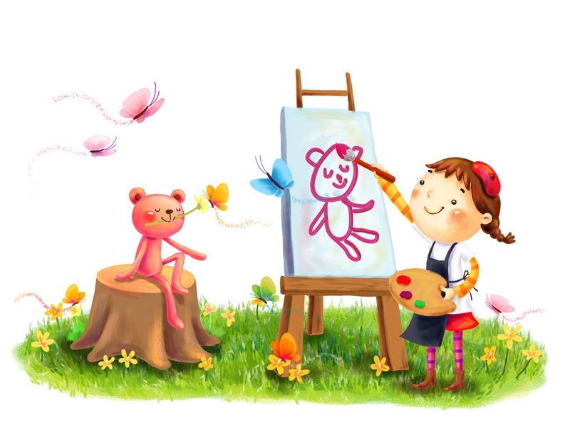 В Тамбовской областной картинной галерее открылась выставка картин одарённых детей «Звёздочки Тамбовщины»