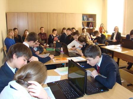Тамбовские профильные школы в числе лучших образовательных учреждений страны