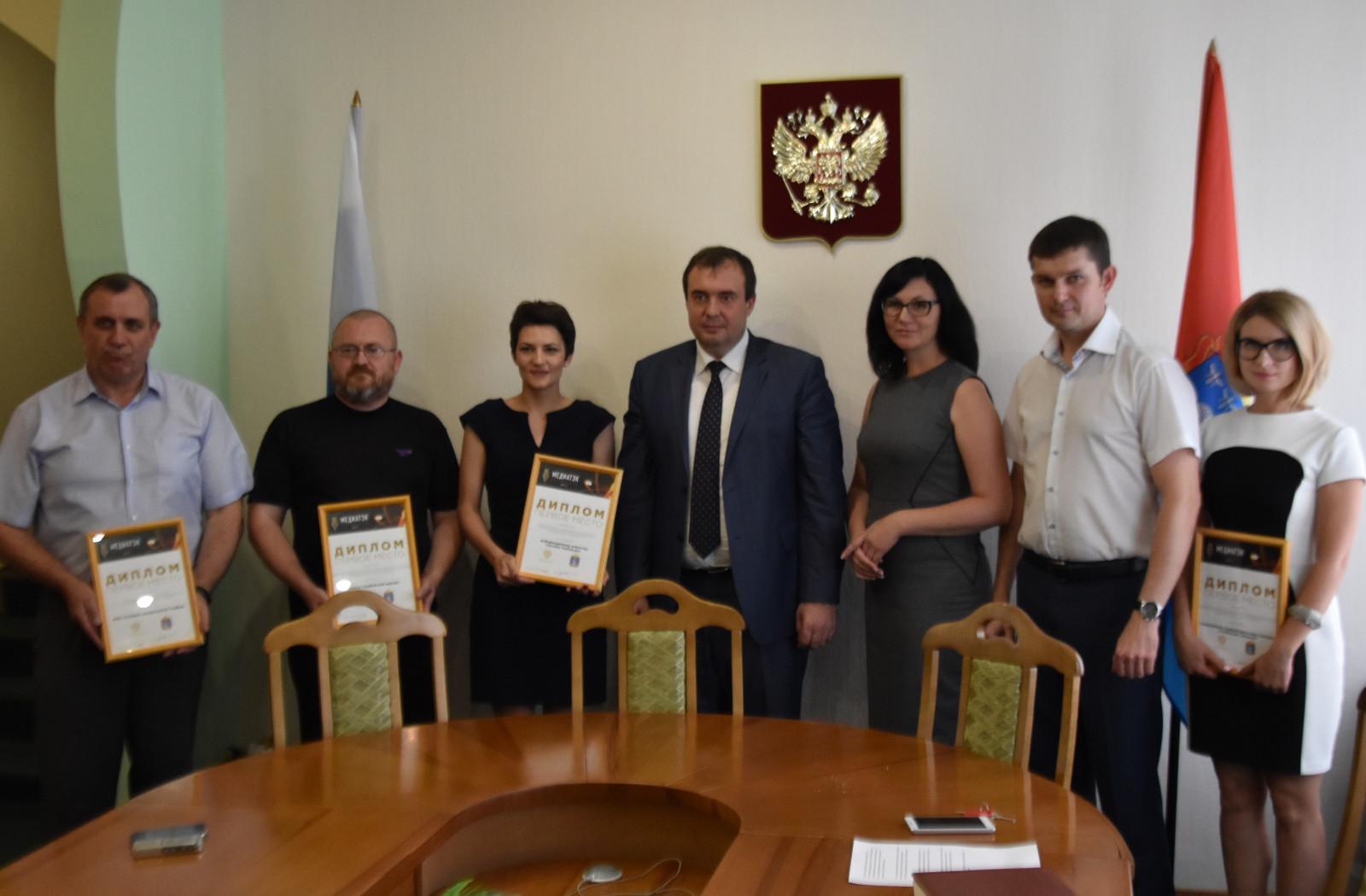 Вице-губернатор Игорь Кулаков поблагодарил тамбовских журналистов за объективное освещение вопросов ЖКХ