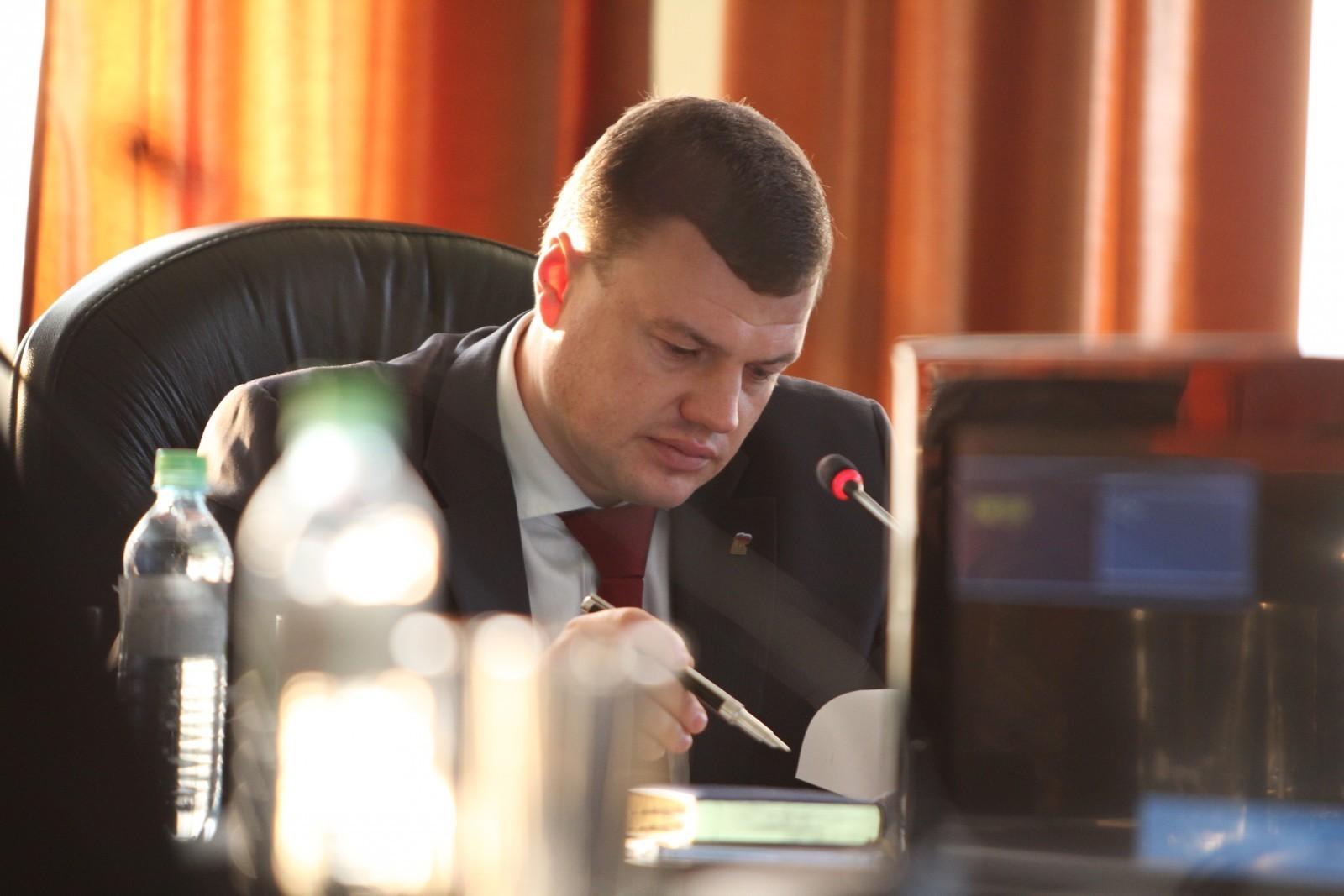 Губернатор Александр Никитин утвердил региональную программу Тамбовской области по обращению с отходами