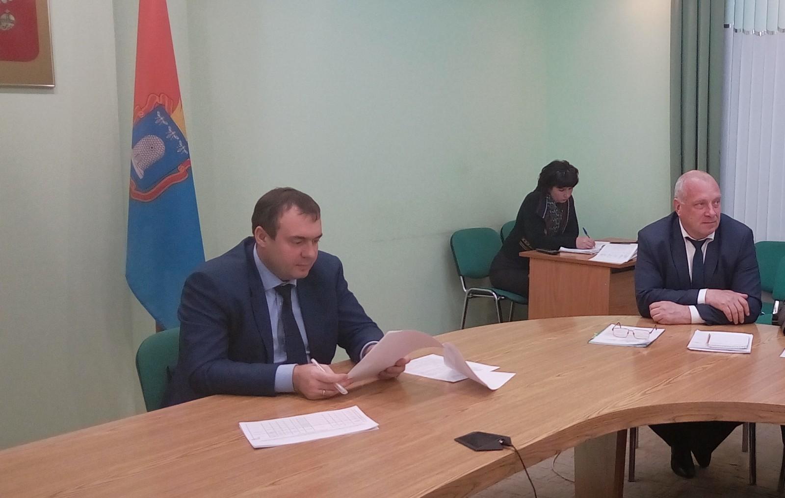 На Тамбовщине будет создана региональная комиссия по переходу на новую систему обращения с отходами