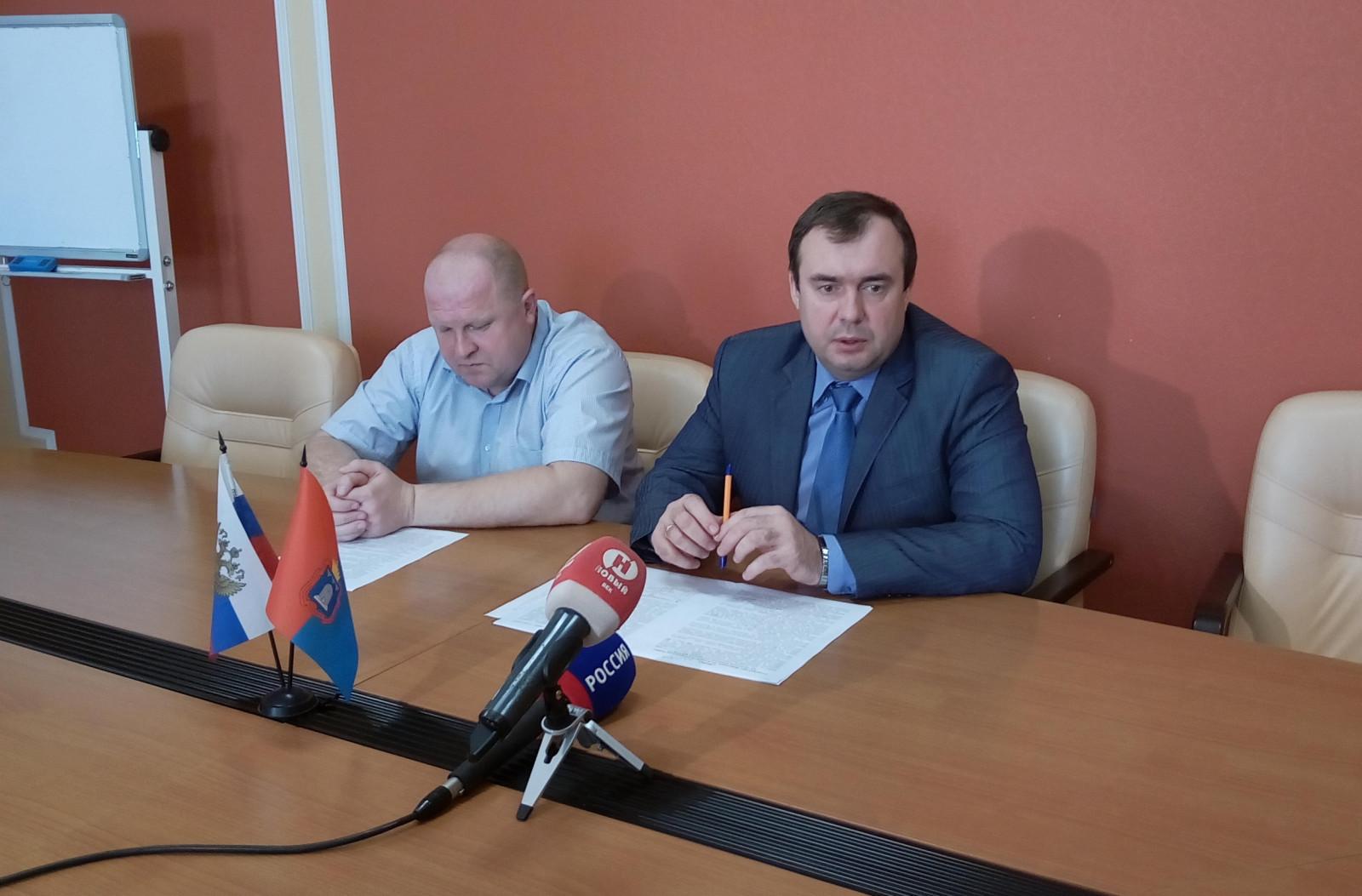 Игорь Кулаков: «На Тамбовщине продолжаются проверки газового оборудования»