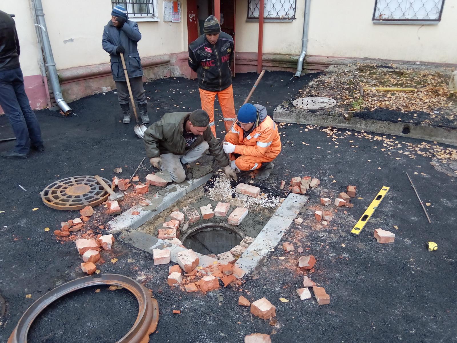 Благоустройство тамбовских дворов проверила областная комиссия