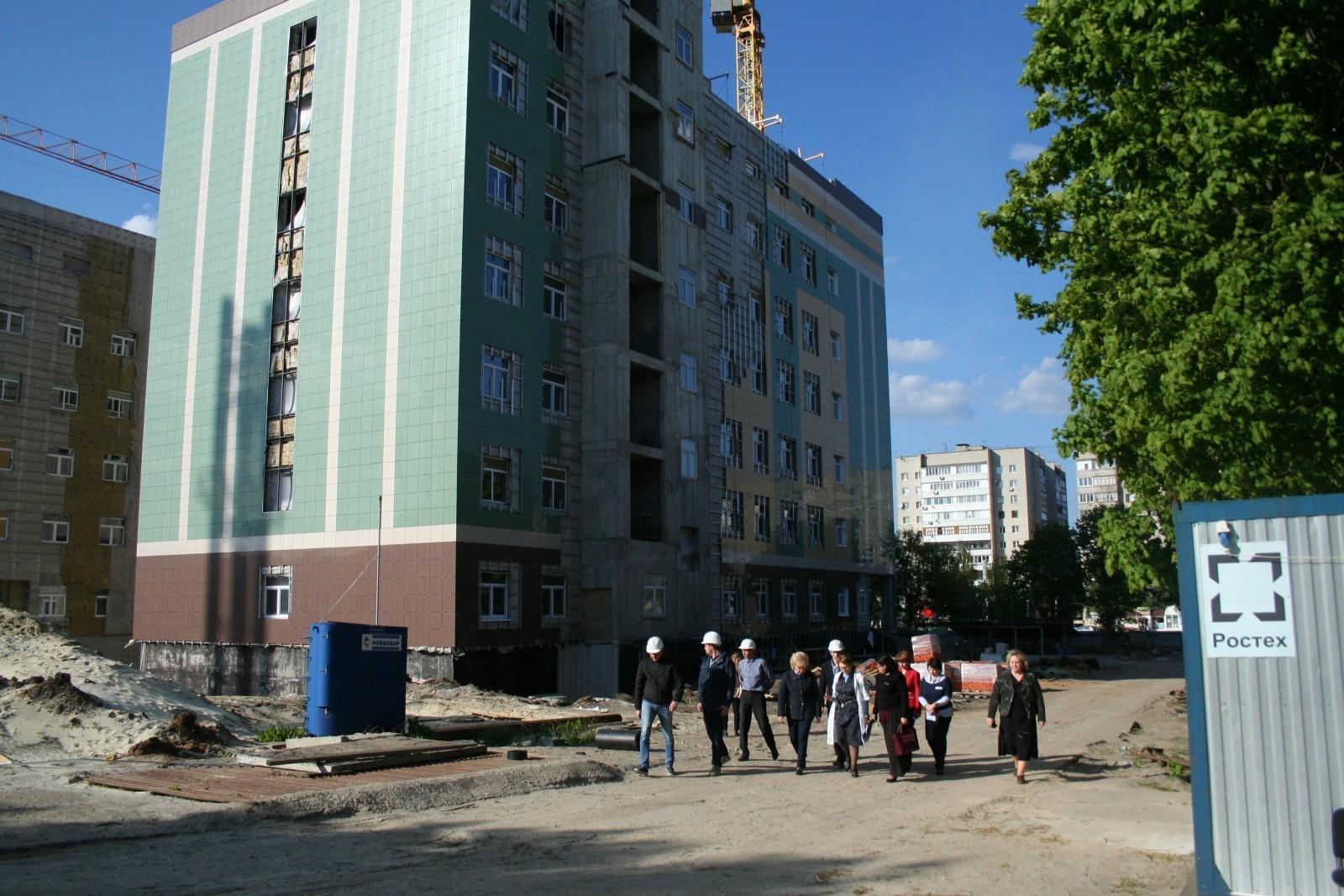 Перинатальный центр в Тамбовской области будет построен до конца года