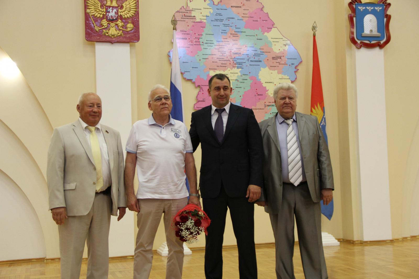 Арсен Габуев: «В строительной отрасли региона все должно быть четко, прозрачно и честно»