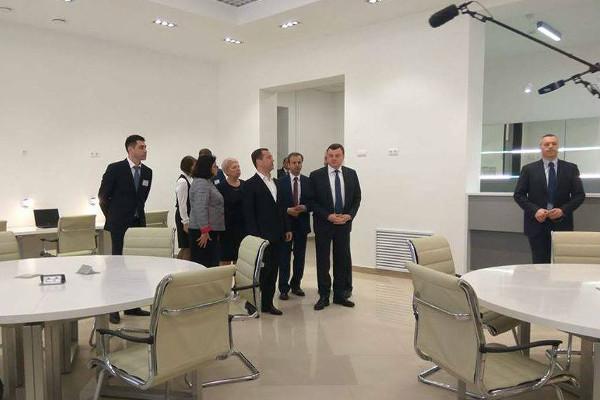 Дмитрий Медведев отметил успехи Тамбовской области в сфере образования