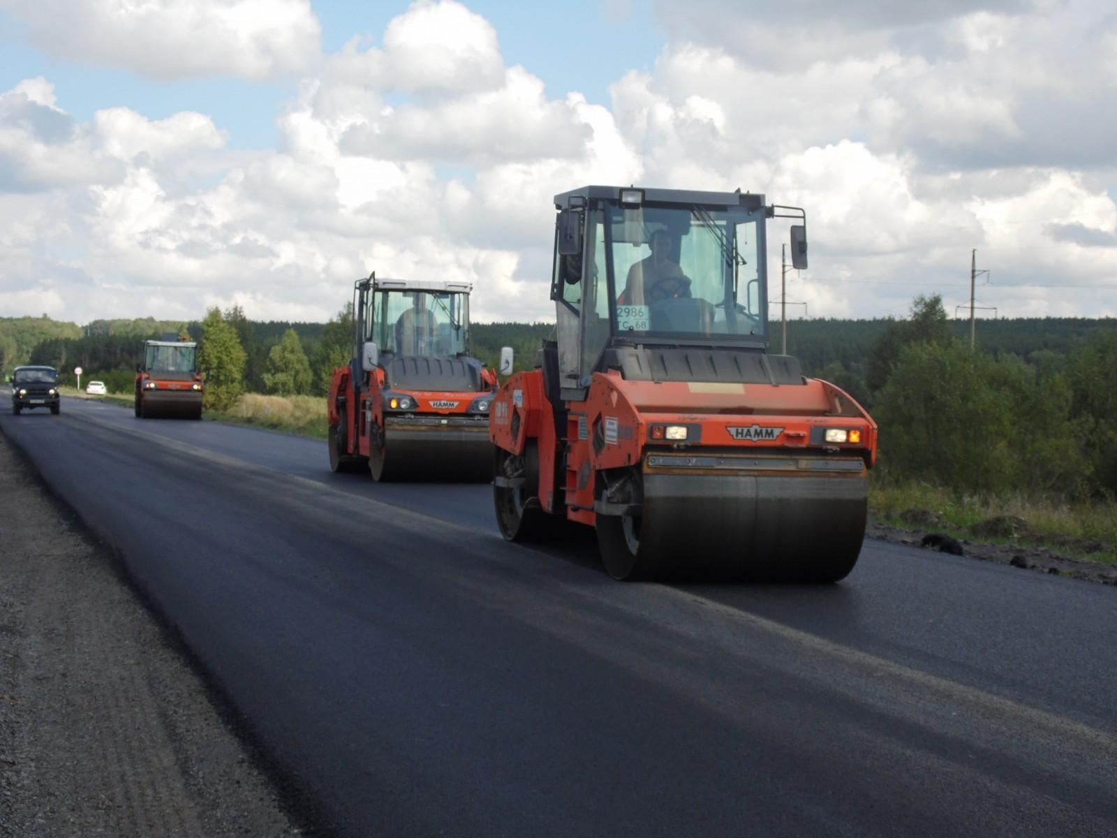 Тамбовская область получит дополнительные средства на ремонт сети автомобильных дорог
