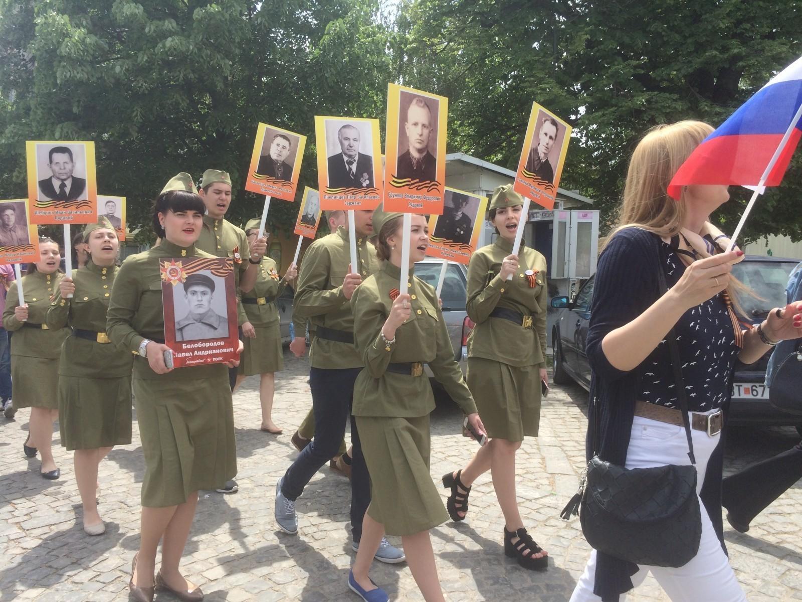 Делегация Тамбовской области примет участие в шествии «Бессмертного полка» в болгарском городе Пловдив