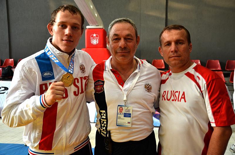 Александр Никитин поздравил тамбовских спортсменов с успешным выступлением на Сурдлимпийских играх