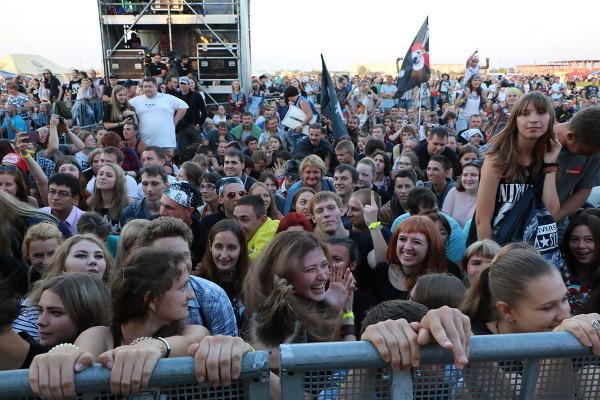 Главное событие лета – рок-фестиваль «Чернозем» стартовал