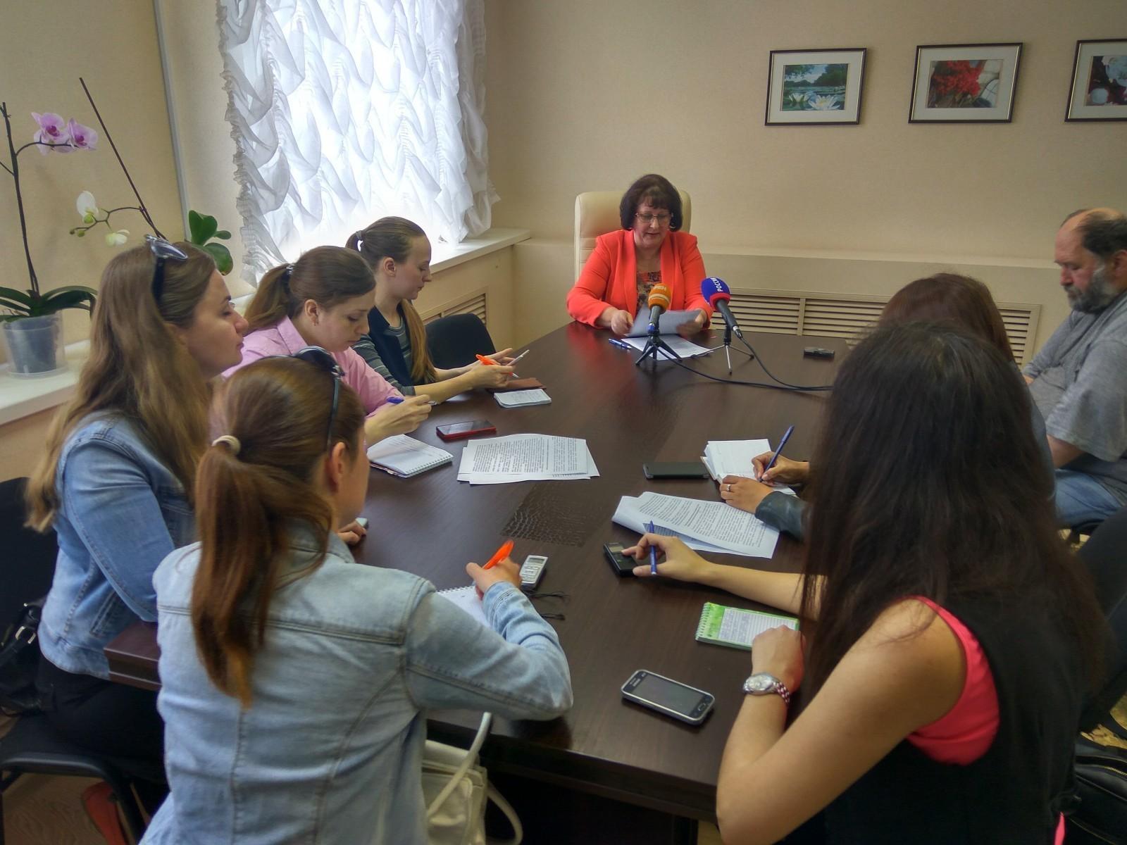Рост тарифов в Тамбовской области будет ниже среднероссийских значений