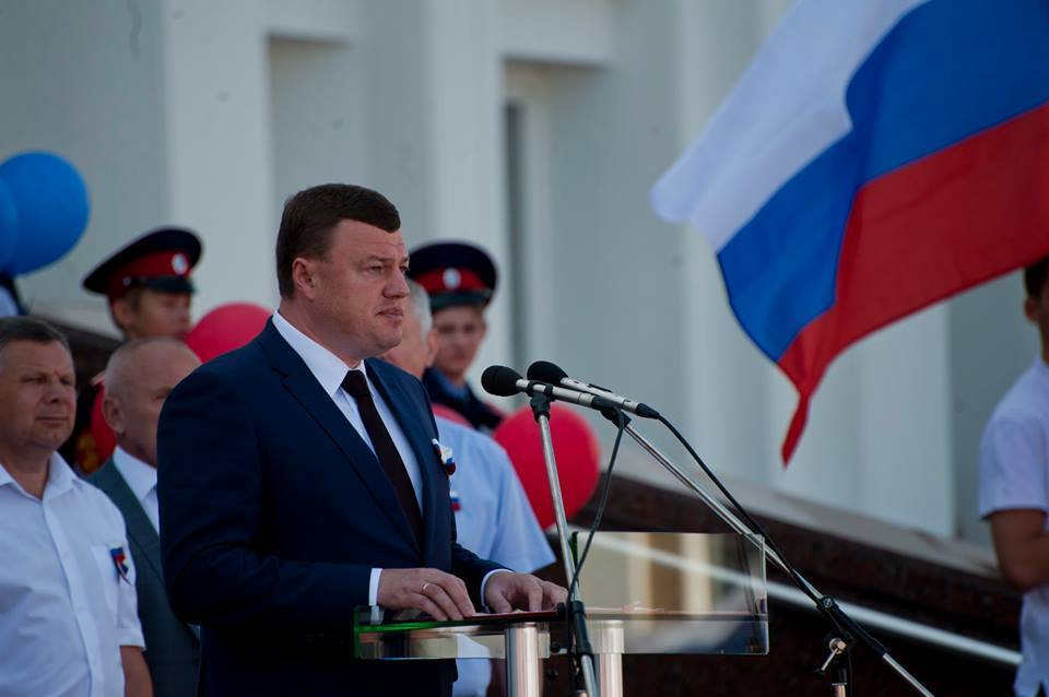 В Тамбовской области отмечают День Государственного флага России