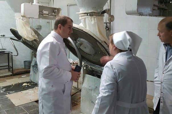 В Тамбовской области пекут хлеб высокого качества