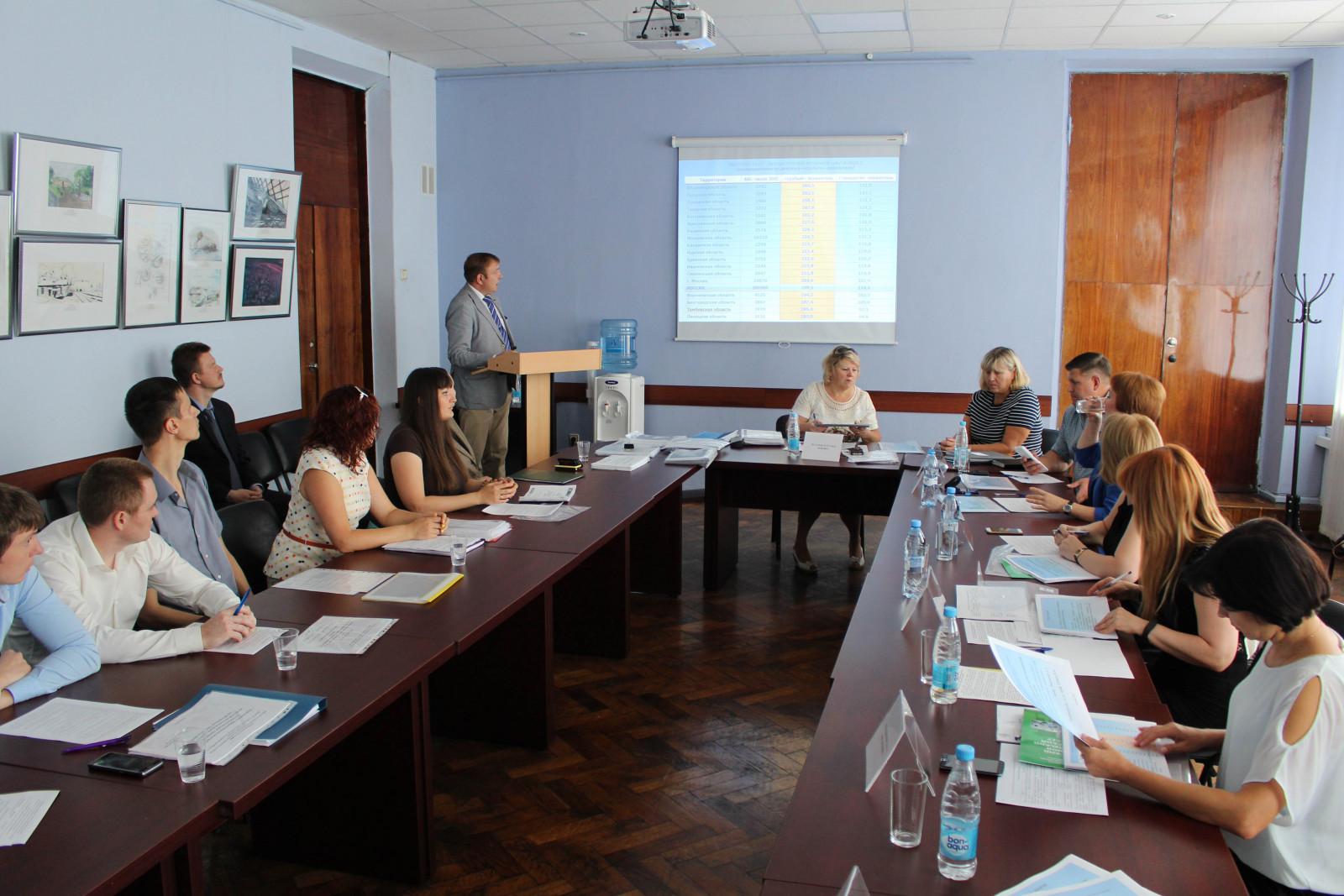Состоялся выпуск-2017 по  Президентской программе подготовки управленческих кадров для Тамбовской области