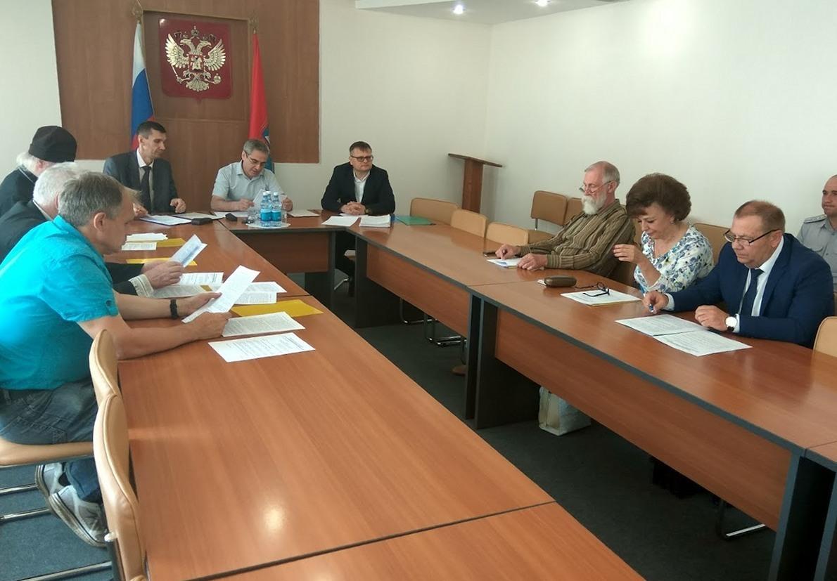 Комиссия по помилованию Тамбовской области поддержала ходатайство заключенного