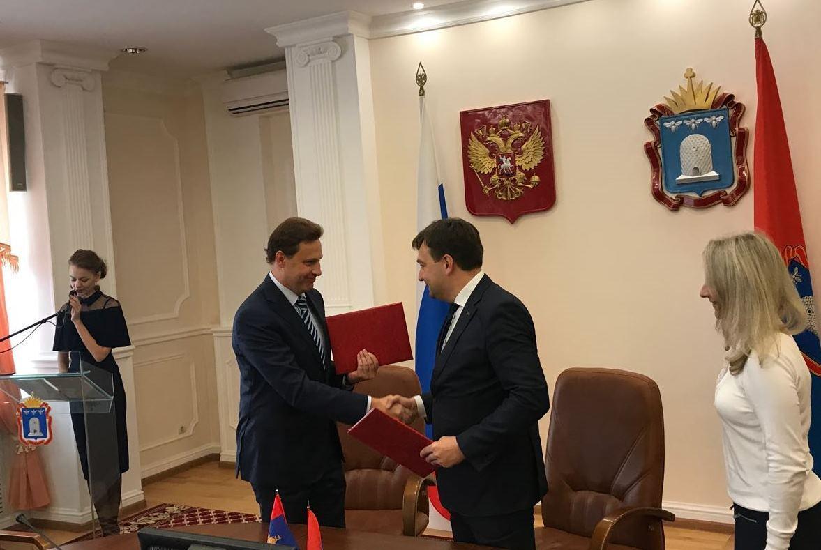 Тамбов и Кострома развивают сотрудничество