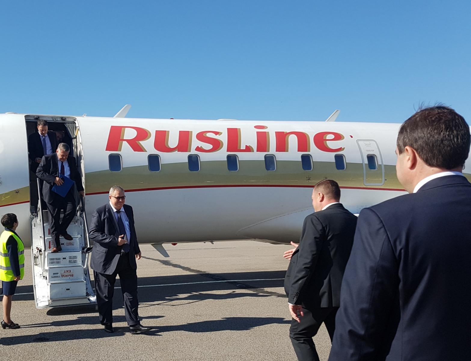 В Тамбовскую область с рабочим визитом прибыл гендиректор Фонда реформирования ЖКХ Константин Цицин