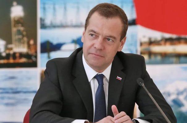 Дмитрий Медведев направил поздравление жителям Тамбовской области