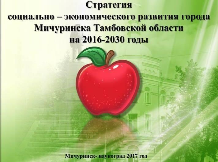 Министерство образования и науки РФ согласовало Стратегию социально-экономического развития Мичуринска-наукограда