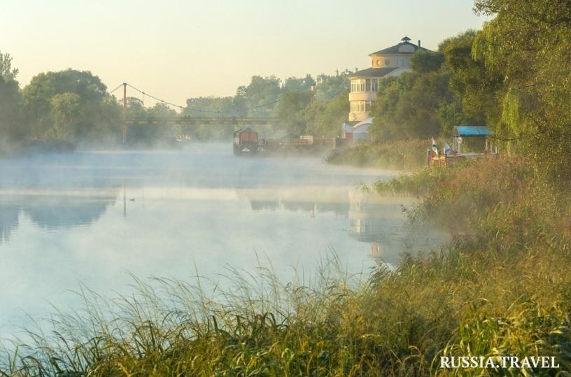 Национальный туристический портал предлагает отправиться в путешествие по Тамбовщине