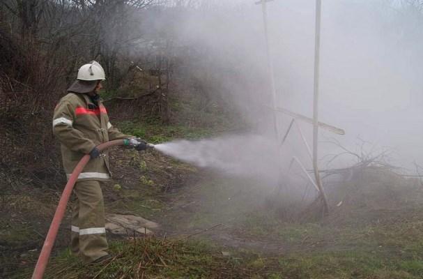 Главам муниципалитетов рекомендовано усилить противопожарную безопасность