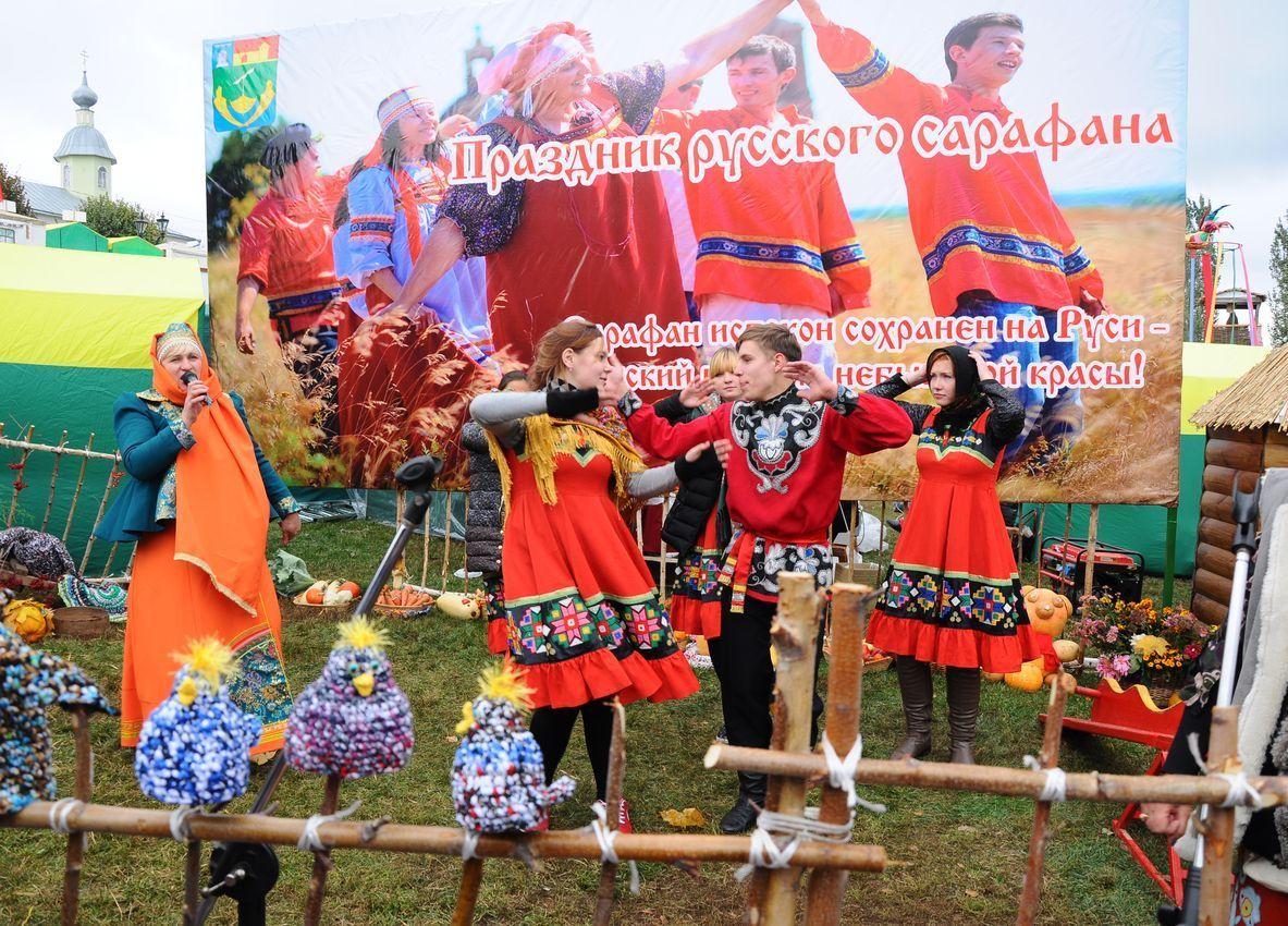 На Покровской ярмарке проведут съезд фестивалей