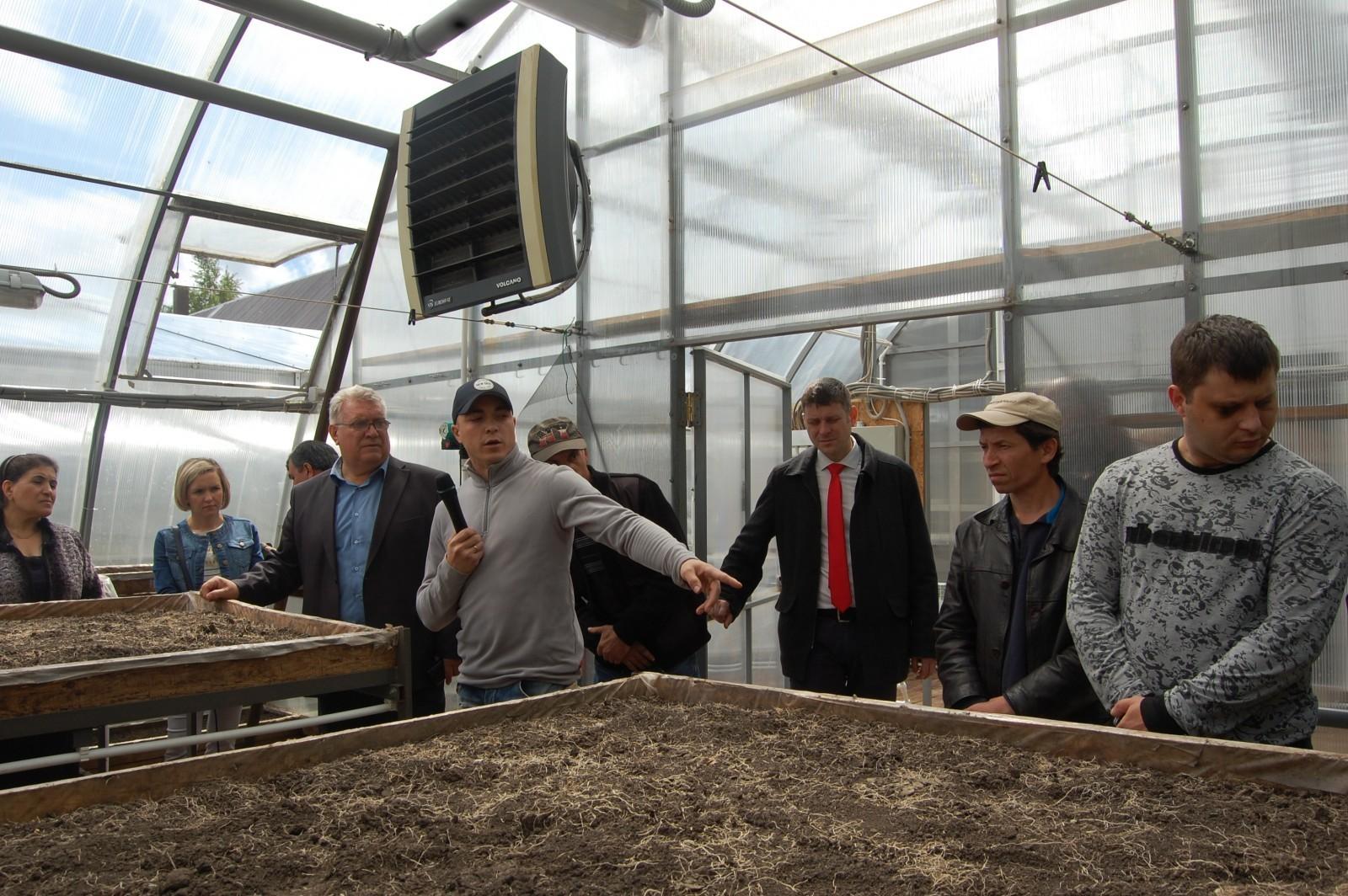 В Тамбовской области регулярно проходят семинары для сельхозпроизводителей по обмену опытом
