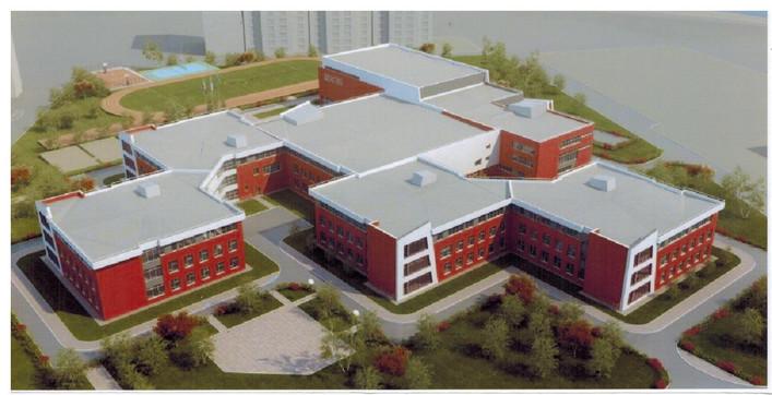 Школы в Тамбовской области строятся высокими темпами
