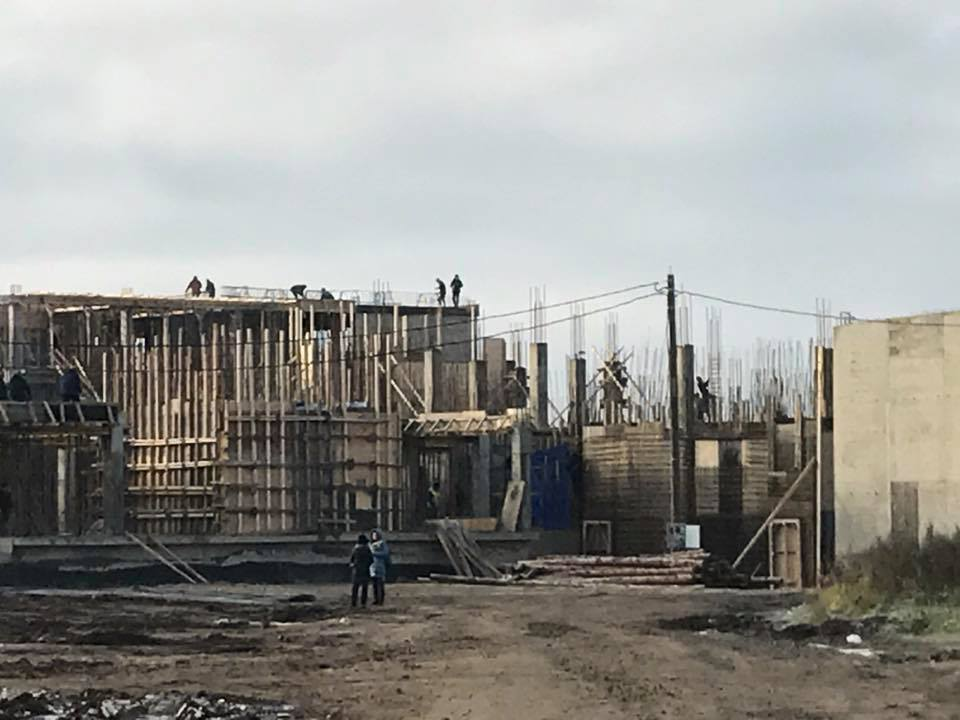 Строительство школ – на личном контроле губернатора Александра Никитина