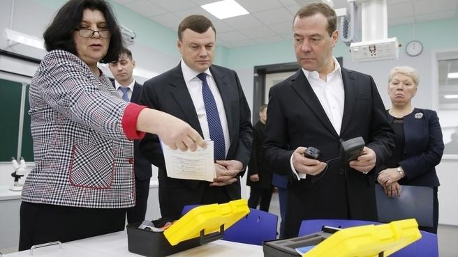 Тамбовская область вошла в число регионов с самыми современными условиями образования