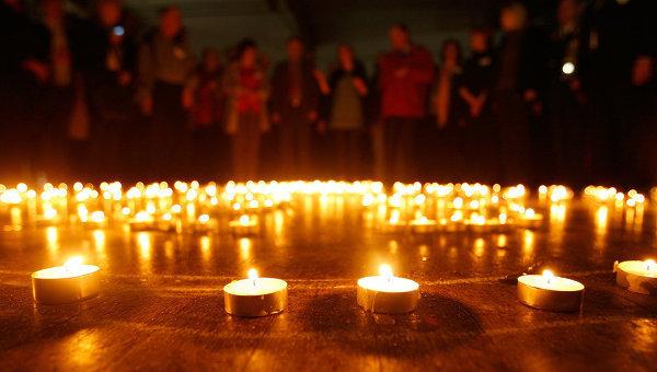 В День памяти и скорби - акция «Свеча памяти»