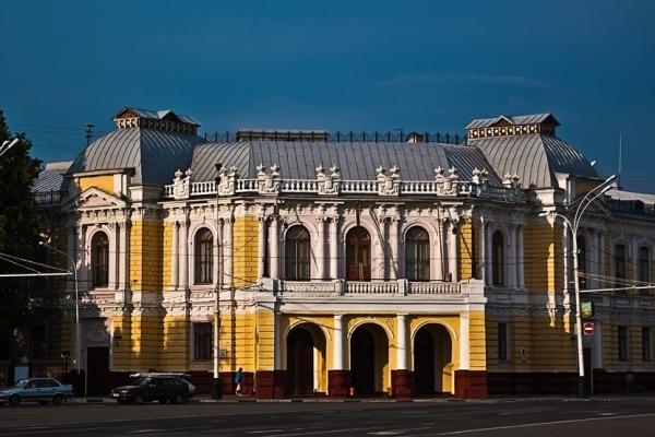 Театры Тамбовщины подведут итоги сезона на традиционном фестивале