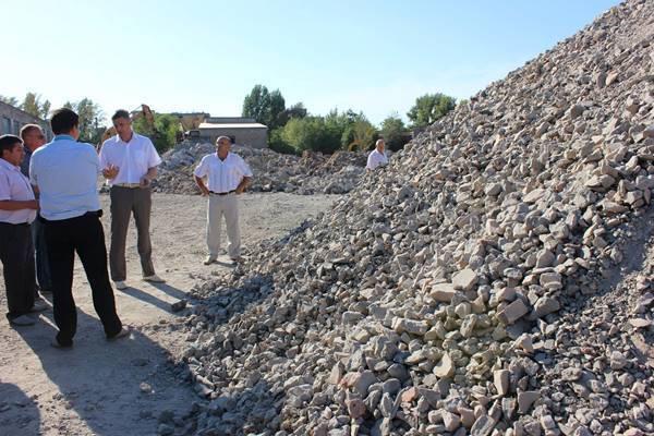 На площадке индустриального парка «Уварово» открылось первое производство