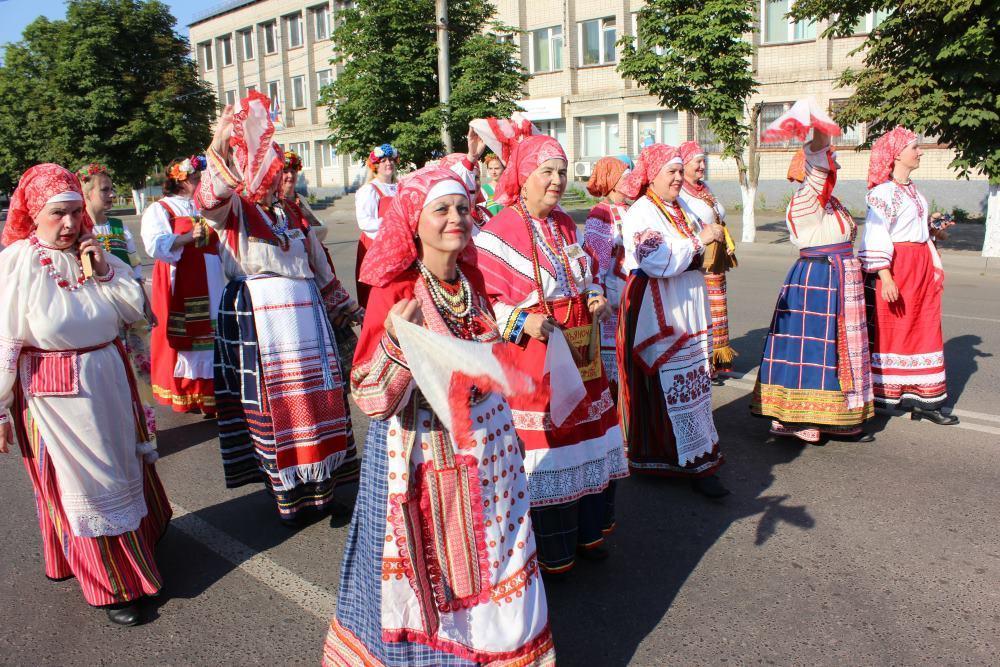 Вишневая столица Тамбовщины приглашает гостей на праздник фольклора и народных промыслов