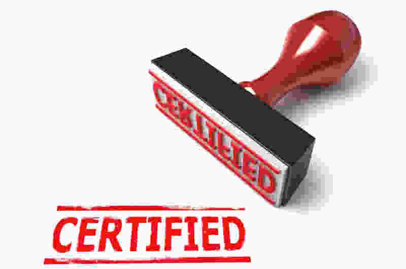 Особенности сертификации партии изделий