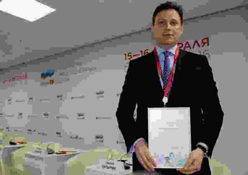 На Сочинском форуме Тамбовщина получила благодарность АСИ за проекты по модернизации уличного освещения