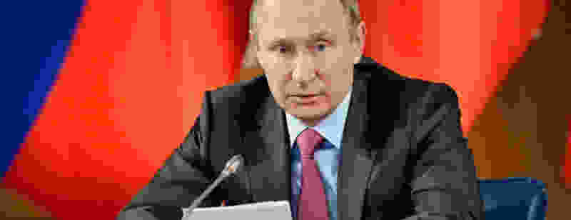 Путин потребовал навести порядок в системе коммунальных платежей