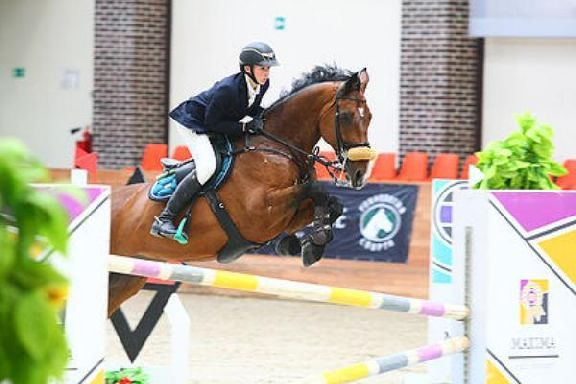 Тамбовские спортсменки стали призерами чемпионата по конному спорту