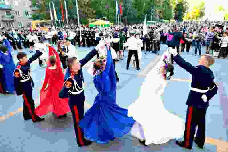23 мая в Уварово стартует Всероссийский фестиваль «Кадетская симфония»