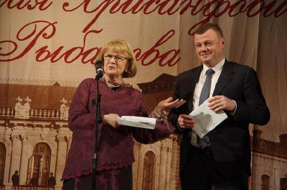 Александр Никитин пожелал успехов участникам театрального фестиваля имени Н.Х. Рыбакова