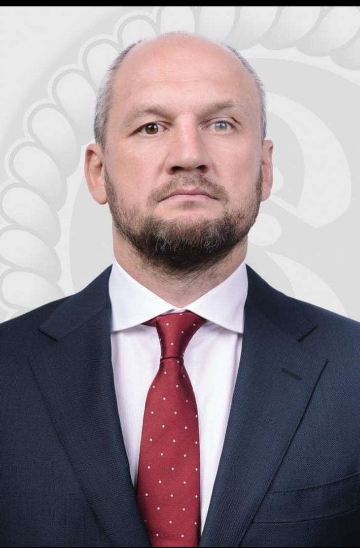 "Александр Прокопьев официально возглавил ХК ""Тамбов"""