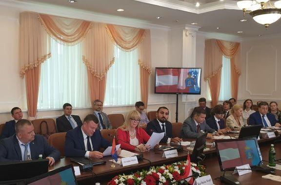 Австрийцы выразили заинтересованность в реализации совместных с Тамбовской областью проектов