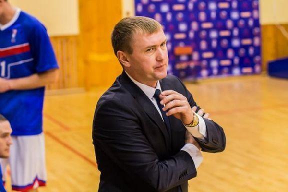 """БК """"Тамбов"""" расторг контракт с главным тренером"""