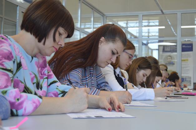 Более ста тамбовчан написали Всероссийский химический диктант